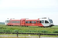 ALGEMEEN: FRYSLÂN: Arriva trein 2015, ©foto Martin de Jong