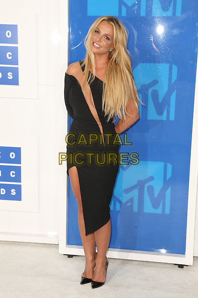 NEW YORK - AUGUST 28: Britney Spears arrives at the 2016 MTV Video Music Awards at Madison Square Garden on August 28, 2016 in New York City.<br /> CAP/MPI99<br /> &copy;MPI99/Capital Pictures