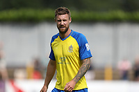 David Noble of St Albans during St Albans City vs Stevenage, Friendly Match Football at Clarence Park on 13th July 2019