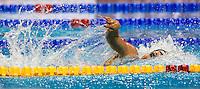 MEYNEN Julie LUX<br /> 100 freestyle women<br /> heats<br /> FINA Airweave Swimming World Cup 2015<br /> Doha, Qatar 2015  Nov.2 nd - 3 rd<br /> Day0 - Nov. 1 st<br /> Photo G. Scala/Deepbluemedia/Insidefoto