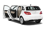 Car images of 2017 Mercedes Benz B-Class Electric-Drive 5 Door Mini MPV Doors