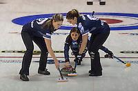 Glasgow. SCOTLAND. Le Gruy&egrave;re European Curling Championships. 2016 Venue, Braehead  Scotland<br /> Sunday  20/11/2016<br /> <br /> [Mandatory Credit; Peter Spurrier/Intersport-images]