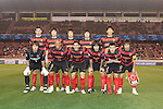 Pohang Steelers vs Tianjin Teda<br /> the 2009 AFC Champions League Group H match on April 08, 2009 at the Steelyard Stadium, Pohang, South Korea. Photo by World Sport Group