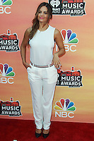 LOS ANGELES, CA, USA - MAY 01: Pia Toscano at the iHeartRadio Music Awards 2014 held at The Shrine Auditorium on May 1, 2014 in Los Angeles, California, United States. (Photo by Celebrity Monitor)