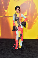 Natalie Shaheen bei der Weltpremiere des Kinofilms 'Godzilla: King of the Monsters / Godzilla II - King of the Monsters' im TCL Chinese Theatre. Los Angeles, 18.05.2019