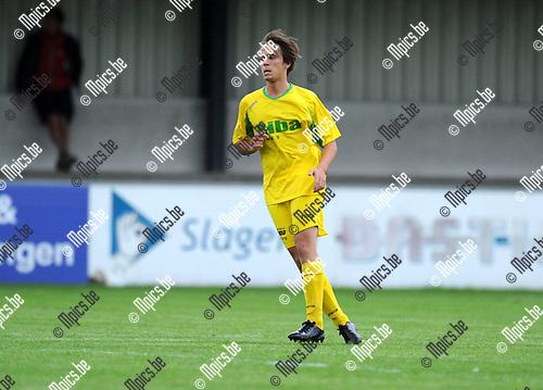2012-07-17 / Voetbal / seizoen 2012-2013 / Sint Lenaarts / Sam Van In..Foto: Mpics.be