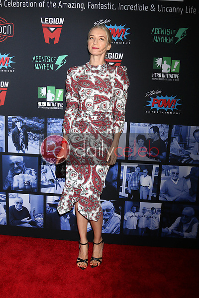 """Ever Carradine<br /> at """"Excelsior! A Celebration of the Amazing, Fantastic, Incredible & Uncanny Life of Stan Lee,"""" TCL Chinese Theater, Hollywood, CA 01-30-19<br /> David Edwards/DailyCeleb.com 818-249-4998"""