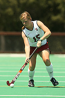 STANFORD, CA - AUGUST 14:  Leigh Kaulbach of the Stanford Cardinal during picture day on August 14, 2008 at the Varsity Turf Field in Stanford, California.