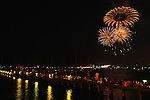 4th of July Fireworks at Stuart, Florida