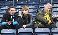 Preston North End's Fans anticipate the kick-off<br /> <br /> Photographer Mick Walker/CameraSport<br /> <br /> The EFL Sky Bet Championship - Preston North End v Norwich City - Monday 17th April 2017 - Deepdale - Preston<br /> <br /> World Copyright &copy; 2017 CameraSport. All rights reserved. 43 Linden Ave. Countesthorpe. Leicester. England. LE8 5PG - Tel: +44 (0) 116 277 4147 - admin@camerasport.com - www.camerasport.com