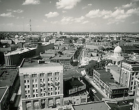 1959 July 22..Redevelopment.Downtown North (R-8)..Downtown Progress..North View from VNB Building  POV#3.3:30pm..HAYCOX PHOTORAMIC INC..NEG# C-59-5-10.NRHA#..