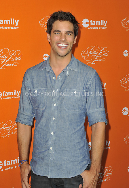 WWW.ACEPIXS.COM....October 16 2012, LA....Ian Harding arriving at ABC Family's 'Pretty Little Liars' Halloween Episode Premiere at Hollywood Forever on October 16, 2012 in Hollywood, California. ......By Line: Peter West/ACE Pictures......ACE Pictures, Inc...tel: 646 769 0430..Email: info@acepixs.com..www.acepixs.com