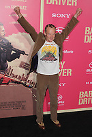 """14 June 2017 - Los Angeles, California - Flea. Los Angeles Premiere of """"Baby Driver"""" held at the Ace Hotel Downtown in Los Angeles. Photo Credit: Birdie Thompson/AdMedia"""