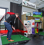 BUSSUM -  Dutchell.  Nationaal Golf Congres & Beurs. COPYRIGHT KOEN SUYK