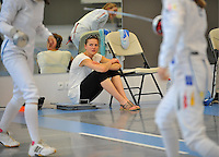 PICTURE BY Dave Winter/SWPIX.COM - Olympics 2012 - Medal hopes for France......Copyright - Simon Wilkinson - 07811267706.....Amelie CAZE - Modern Pentathlon.