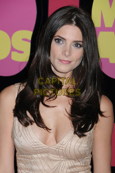 Ashley Greene.2012 CMT Music Awards held at Bridgestone Arena, Nashville, Tennessee, USA..June 6th, 2012.headshot portrait cleavage beige cream .CAP/ADM/LF.©Laura Farr/AdMedia/Capital Pictures.