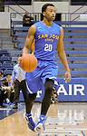 January 2, 2016 - Colorado Springs, Colorado, U.S. -  San Jose State guard, Isaac Thornton #20, during an NCAA basketball game between the San Jose State Spartans and the Air Force Academy Falcons at Clune Arena, U.S. Air Force Academy, Colorado Springs, Colorado.  Air Force defeats San Jose State 64-57.