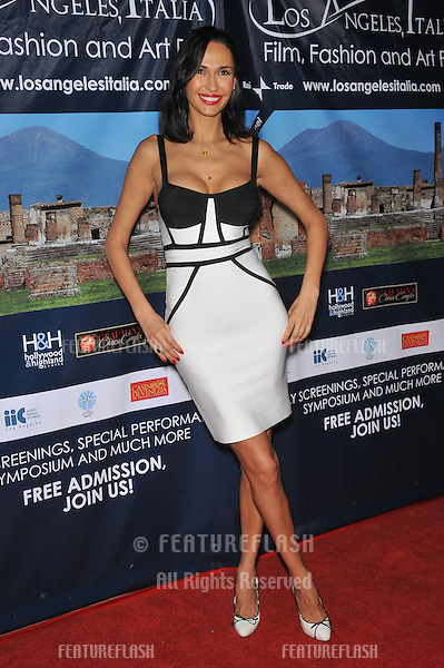 "Eugenia Chernyshova at the premiere of ""Andrea Bocelli: The Story Behind the Voice"" at Grauman's Chinese Theatre, Hollywood..The movie was shown as part of Los Angeles Italia Film, Fashion & Art Festival..March 1, 2010  Los Angeles, CA.Picture: Paul Smith / Featureflash"