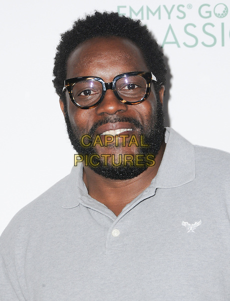 12 September 2016 - Los Angeles, California. Chad L. Coleman. 17th Emmys Golf Classic held at the Wilshire Country Club. <br /> CAP/ADM/BT<br /> &copy;BT/ADM/Capital Pictures