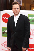 Olly Murs at the Princes Trust &amp; TKMaxx &amp; Homesense Awards 2018, London Palladium, London UK on March 6th 2018<br /> CAP/ROS<br /> &copy;ROS/Capital Pictures