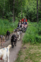 Post Iditarod 2013 Summer Picnic