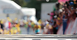 101 Tour de France 2014 - <br /> Vincenzo Nibali (ITA) Astana Pro Team at the finish of stage thirteen of the cycling road race 'Tour de France' at Chamrousse, on July 18, 2014.