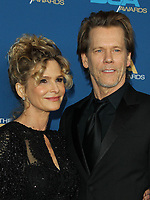 03 February 2018 - Los Angeles, California - Kyra Sedgwick and Kevin Bacon. 70th Annual DGA Awards Arrivals held at the Beverly Hilton Hotel in Beverly Hills. <br /> CAP/ADM<br /> &copy;ADM/Capital Pictures