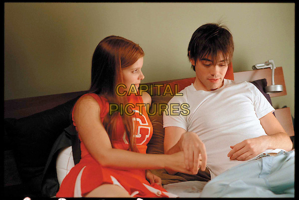 KATE MARA & JOHN HENSELY.in Nip/Tuck.Filmstill - Editorial Use Only.Ref: FB.sales@capitalpictures.com.www.capitalpictures.com.Supplied by Capital Pictures.