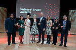 Writers Trust Awards 19