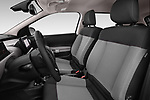 Front seat view of a 2018 Citroen C4 Cactus Shine 5 Door SUV front seat car photos