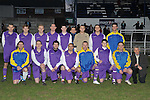 31/03/2011 - Northend Vs Spartan - Div 1 Cup Final - Romford and District Football League