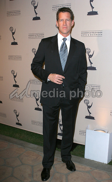 James Denton  arrives  at the The Academy of Television Arts Sciences Hall Fame Ceremony