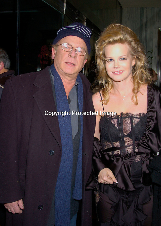 at the New York Premiere of The Dreamers on February 3, 2004 at the Beekman theatre. Photo by Robin Platzer, Twin ..Images