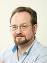Stuart MacBride, author and Scottish Crime Writer of the Logan McRae series set in Aberdeen. CREDIT Geraint Lewis