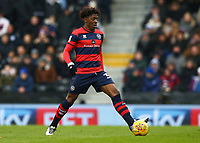 17th March 2018, Craven Cottage, London, England; EFL Championship football, Fulham versus Queens Park Rangers; Eberechi Eze of Queens Park Rangers on the ball