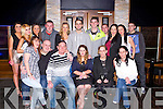 PARTY FUN: Tanya O'Sullivan, Kevin Barry Villas, Tralee (seated centre) having a great time celebrating her 25th birthday with family and friends at the Barge bar, Tralee on Saturday.