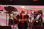 Ginger Baker of CREAM AT MADISON SQUARE GARDEN IN 2005
