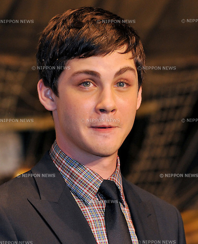 Logan Lerman, Oct 22, 2011 : Tokyo, Japan, October 22, 2011 : Actor Logan Lerman attends the 24th Tokyo international film festival opening ceremony in Tokyo, Japan, on October 22, 2011.