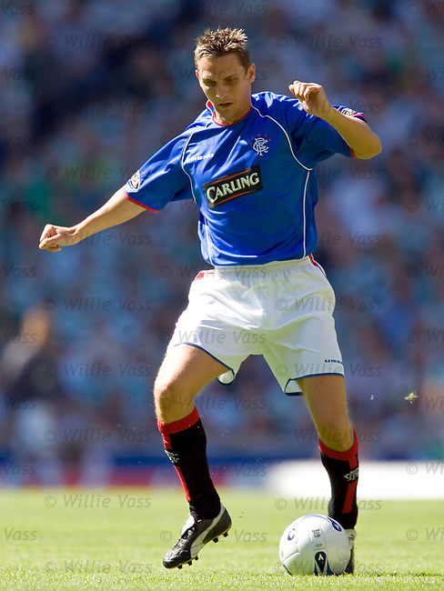 Peter Lovenkrands, Rangers.stock season 2005-2006.pic willie vass