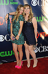 A.J. Cook and Kirsten Vangsness arriving at the CBS And CW TCA Summer Party 2014 held at The Pacific Design Center Los Angeles, CA. July 17, 2014.