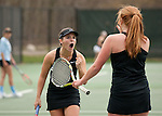 GR Christian Girls Tennis vs FHC