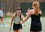 GR Christian Girls Tennis vs FHC
