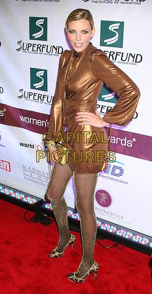 14 October 2006 - New York, NY - The 2006 Women's World Awards - at The Hammerstein Ballroom........Nadja Auermann