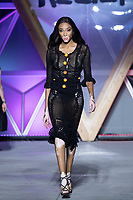 Winnie Harlow walks the runway during Fashion For Relief Cannes 2018 during the 71st annual Cannes Film Festival at Aeroport Cannes Mandelieu on May 13, 2018 in Cannes, France.<br /> CAP/NW<br /> &copy;Nick Watts/Capital Pictures