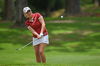 Ceilia Barquin Arozamena (a)(ESP) chips on to 10 during round 2 of the U.S. Women's Open Championship, Shoal Creek Country Club, at Birmingham, Alabama, USA. 6/1/2018.<br /> Picture: Golffile | Ken Murray<br /> <br /> All photo usage must carry mandatory copyright credit (&copy; Golffile | Ken Murray)