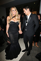 7 January 2018 - Beverly Hills, California - Mariah Carey, Bryan Tanaka. 75th Annual Golden Globe Awards held at The Beverly Hilton Hotel. <br /> CAP/ADM/FS<br /> &copy;FS/ADM/Capital Pictures