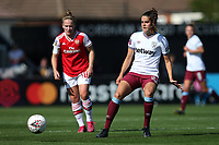 Tessel Middag of West Ham during Arsenal Women vs West Ham United Women, Barclays FA Women's Super League Football at Meadow Park on 8th September 2019