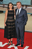 Emma Thomas and Christopher Nolan at the &quot;Dunkirk&quot; world film premiere, Odeon Leicester Square cinema, Leicester Square, London, England, UK, on Thursday 13 July 2017.<br /> CAP/CAN<br /> &copy;CAN/Capital Pictures /MediaPunch ***NORTH AND SOUTH AMERICAS ONLY***