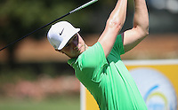 Oliver Fisher (ENG) during the practice day ahead of the Tshwane Open 2015 at the Pretoria Country Club, Waterkloof, Pretoria, South Africa. Picture:  David Lloyd / www.golffile.ie. 10/03/2015