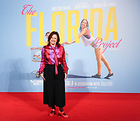 Claire Stewart at the London Film Festival 2017 screening of &quot;The Florida Project&quot; at Odeon Leicester Square, London, UK. <br /> 13 October  2017<br /> Picture: Steve Vas/Featureflash/SilverHub 0208 004 5359 sales@silverhubmedia.com